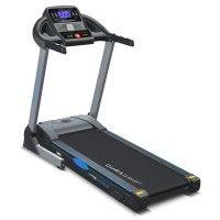 3 Level Incline Soft Drop Folding Pursuit Treadmill