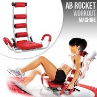 AbSculpter Ab Exercise Workout Rocket Twister