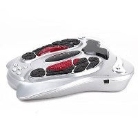 Electromagnetic Foot Massager with 8 Gel Pads