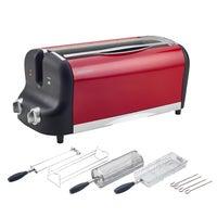 HELLER 1.2 Litre 1100 Watt Air Fryer+Rotisserie+Bonus Recipe Guide HAF1200 NEW