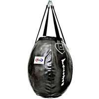 Leather Teardrop Bag//Unfilled FAIRTEX HB4