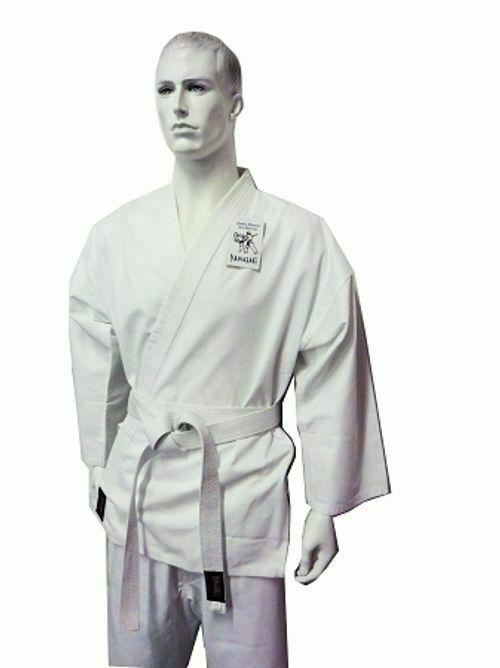 Adult Men Uniform Kids Suit Canvas Cotton 14oz Malino Professional Karate Gi