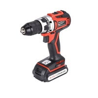 Matrix Power Tools 20V Cordless Brushless Drill Driver Battery Charger Set
