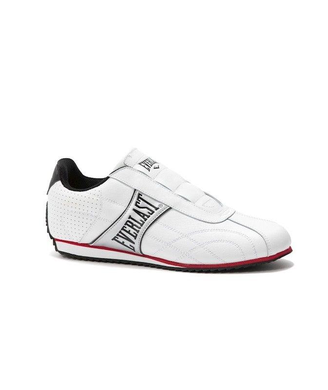 Everlast Mens Cheetah Shoes WhiteSilver