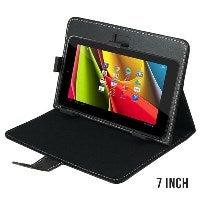 Folding PU Leather Tablet Case