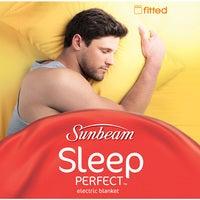 Sunbeam Sleep Perfect Fitted - Queen - BL5151