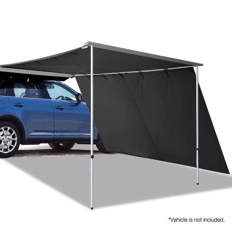 Weisshorn 2.5MX3M Car Side Awning Extension Roof Rack Tent ...