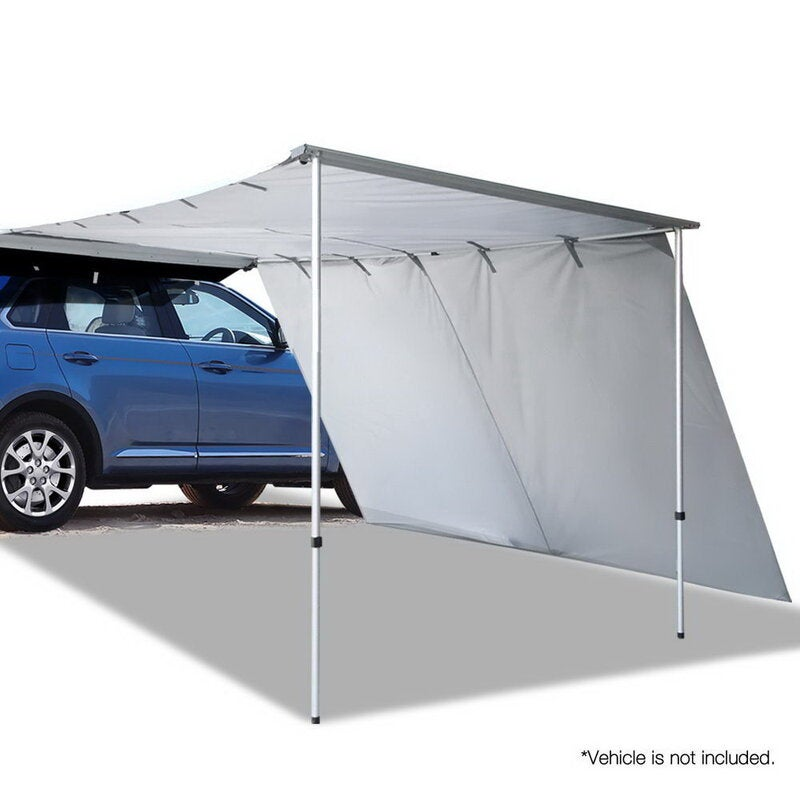 Weisshorn 2MX3M Car Side Awning Extension Roof Rack Tent ...