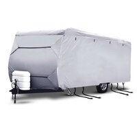 20-22ft Caravan Cover Campervan 4 Layer Heavy Duty UV Carry bag Covers