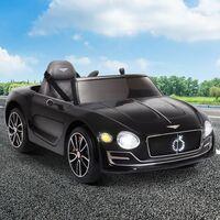 Bentley Kids Ride On Car Licensed Electric Toys 12V Battery Remote Cars