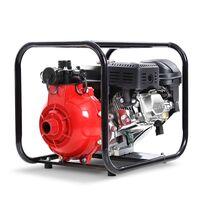 8HP Petrol Water Transfer Pump Fire Fighting Garden Irrigation 1.5'' 1''