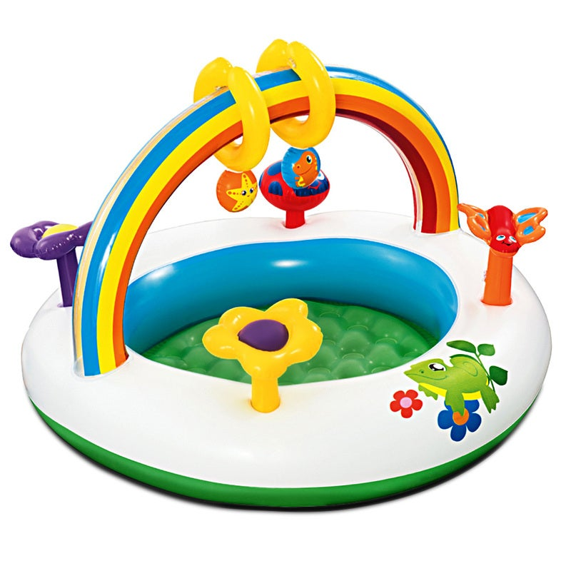 Bestway Inflatable Play Kids Pool Child Activity Gym