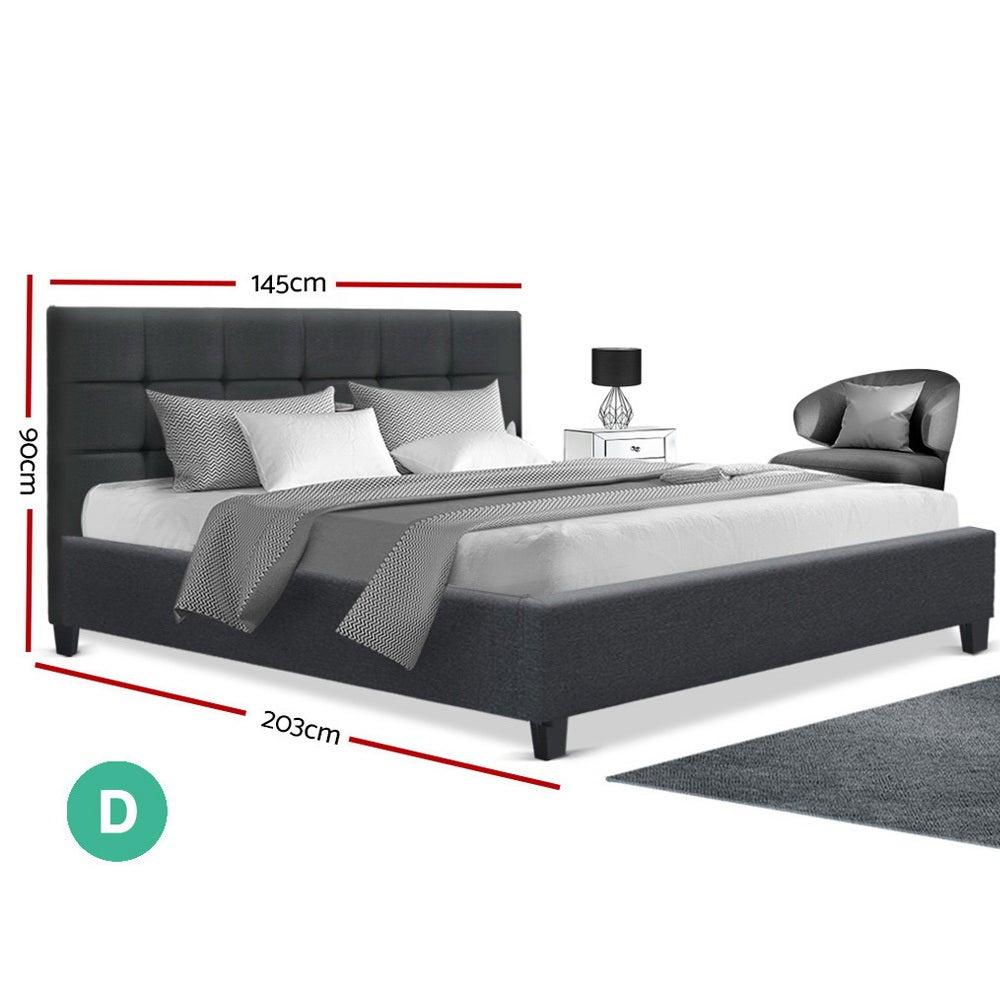 Artiss Double Full Size Bed Frame Base Mattress Platform