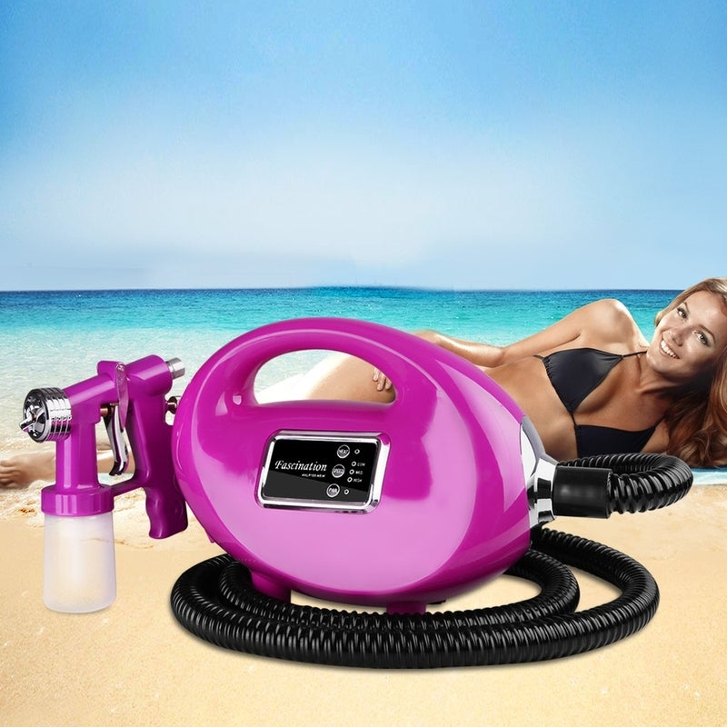 What Is The Best Spray Tan Machine To Buy