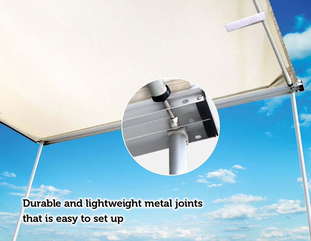 1.4m x 2m Car Side Awning Roof | Buy Car Awnings & Annexes ...
