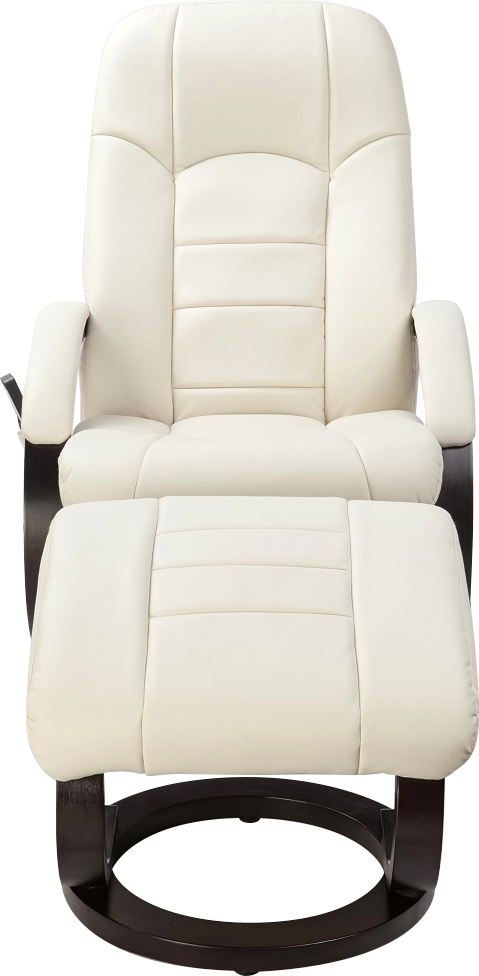 Phenomenal Pu Leather Deluxe Massage Chair Recliner Ottoman Lounge Remote Pdpeps Interior Chair Design Pdpepsorg