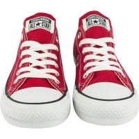 Converse Chuck Taylor Classic Red Low Unisex