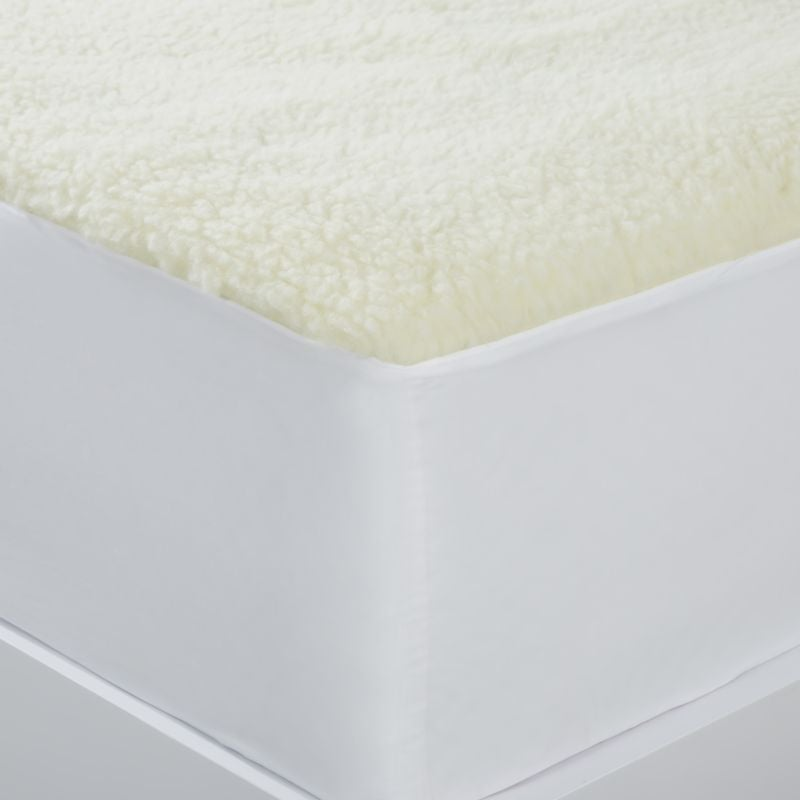 Dreamaker Magnet Wool Cotten Mattress Pad Underlay Buy