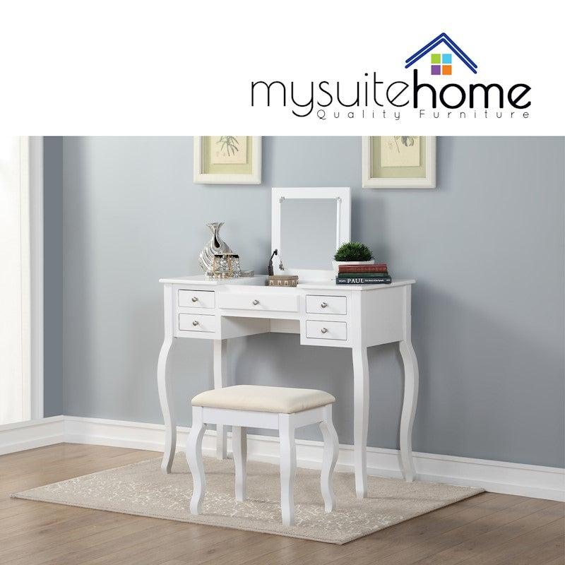 Stupendous Penny White Dressing Table Stool Inzonedesignstudio Interior Chair Design Inzonedesignstudiocom