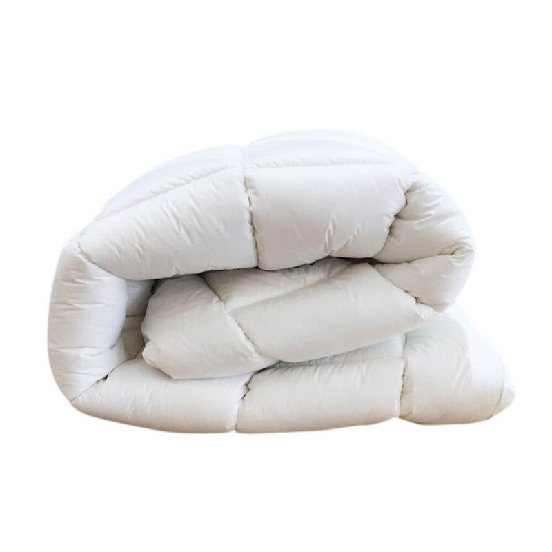 Luxo Premium Microfibre Pillow Top Mattress Topper - King ...