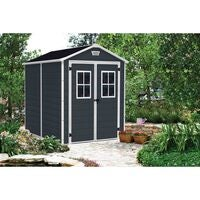 Keter Manor 6x8 Garden Shed