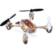 F180 RC HD Video Camera Quadcopter Drone in Gold