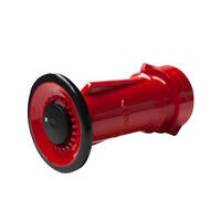 Small Poly Powerjet Spray Fire Nozzle 25mm Female BSP Trudesign