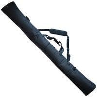 High Quality Padded Ski Bag in Black