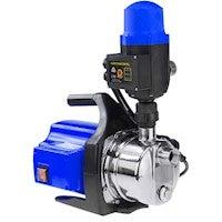 Water Pump Weatherised 1200w Rain Tank Auto Pressure Electric Garden