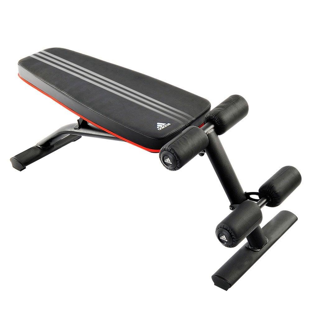rebajas encontrar el precio más bajo estilo atractivo New Adidas Home Gym Weight Flat Bench Press Exercise Fitness ...