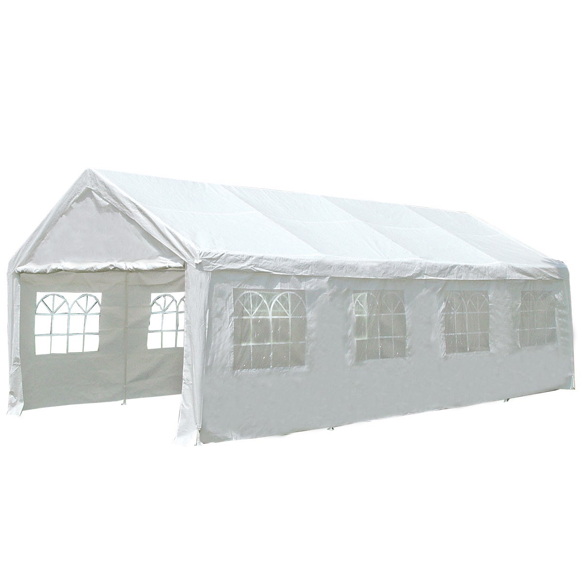 Wedding With White Tent: New White 4x8 Gazebo Party Wedding Tent Event Shade