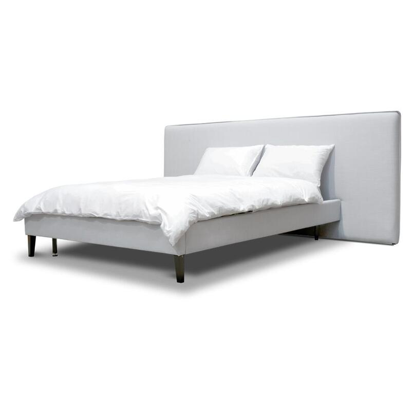 Jasper Wide King Bed Frame Cement Grey Buy King Size