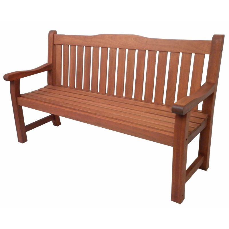 Marvelous Hamburg Outdoor Classic Shorea Garden Bench 1 6M Caraccident5 Cool Chair Designs And Ideas Caraccident5Info