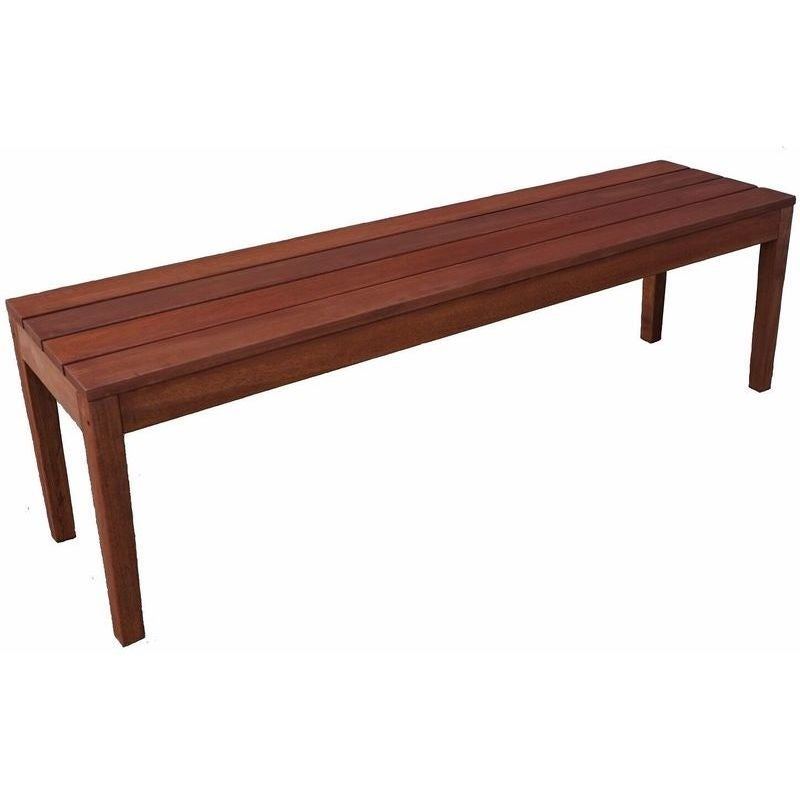 Sensational 3 Seater Shorea Hardwood Outdoor Bench Seat 150Cm Ocoug Best Dining Table And Chair Ideas Images Ocougorg