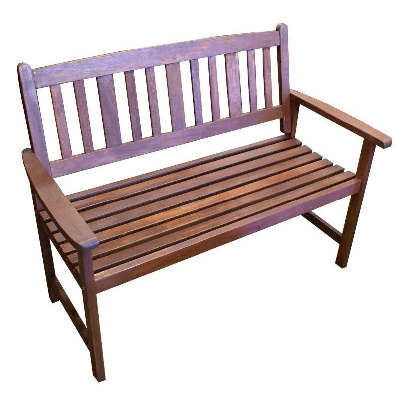 Remarkable Outdoor 2 Seat Wooden Garden Chair Park Bench Onthecornerstone Fun Painted Chair Ideas Images Onthecornerstoneorg