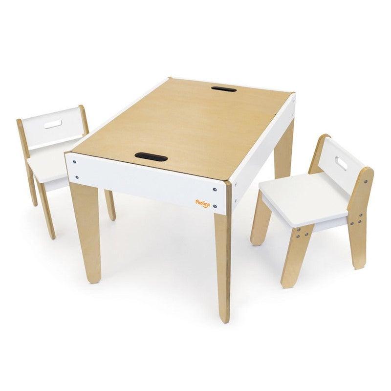 Enjoyable Pkolino Little Modern Kids Tables And Chairs Creativecarmelina Interior Chair Design Creativecarmelinacom