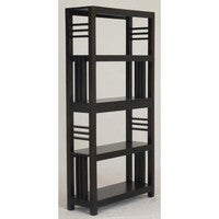 CT Slatted Open Bookcase