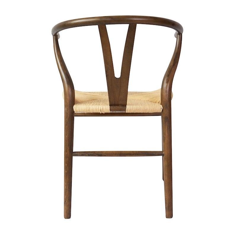 Wishbone Chair Walnut X2 Buy Dining Chairs Sets Of 2