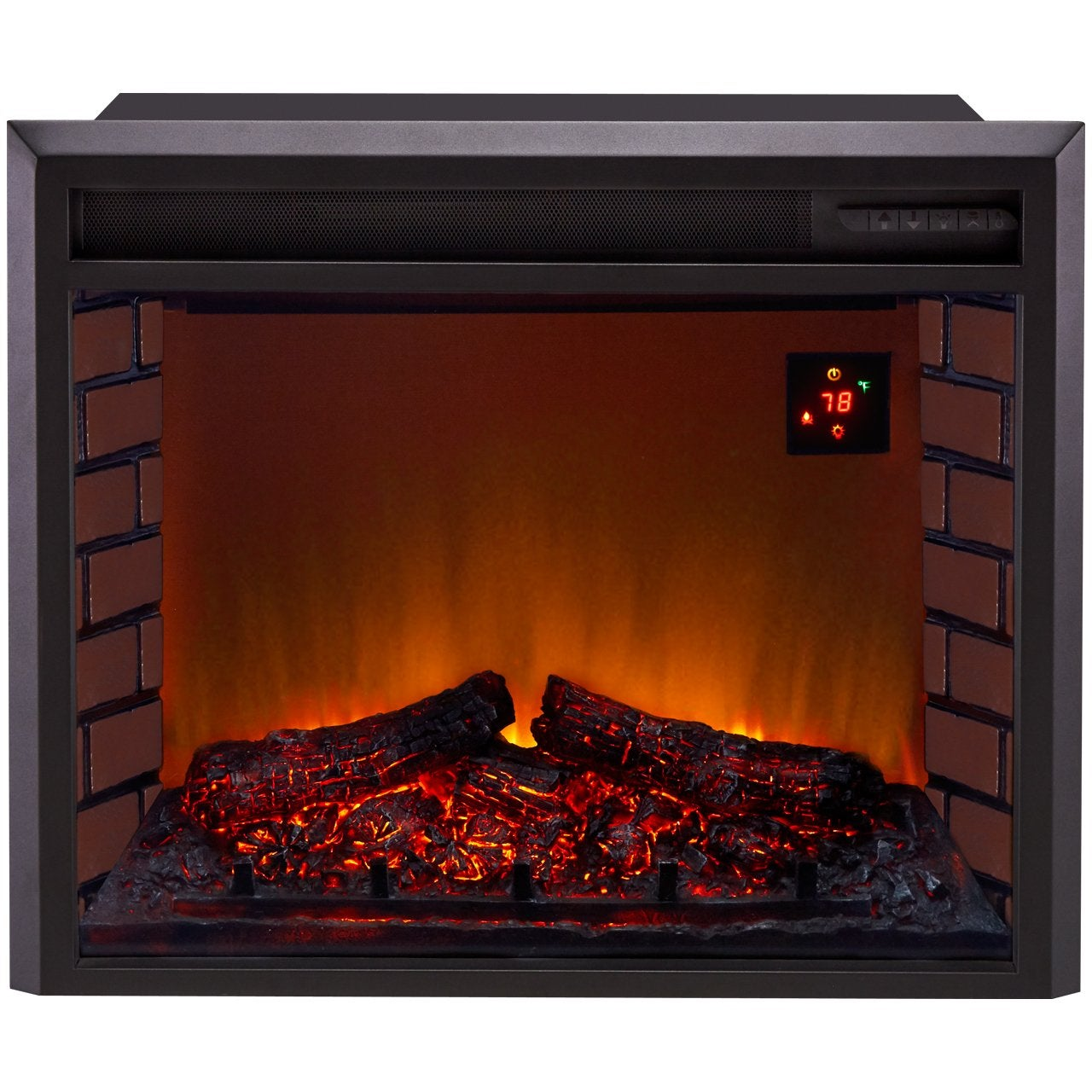 Cosy 2000W 30 inch Electric Fireplace Insert | Buy ...