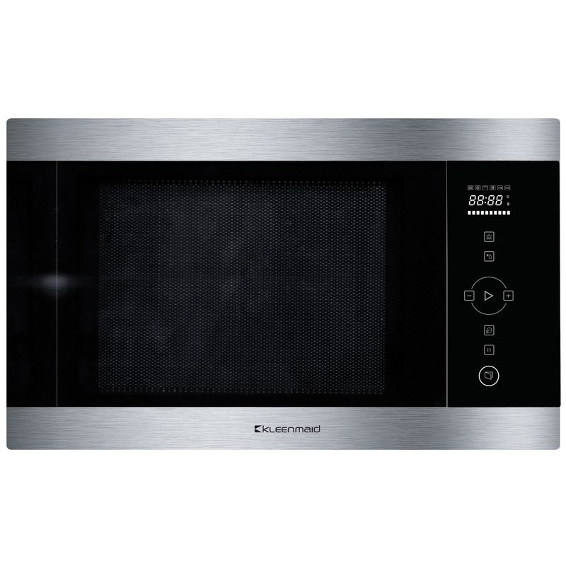 Singer 25l Microwave Oven With Grill: Kleenmaid 25L Built-In Wall Microwave With Quartz Grill