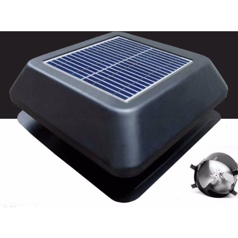 Solar Roof Ventilator With Whisper Quiet Operation Buy