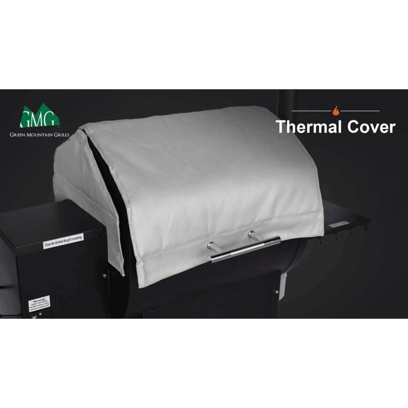 Green Mountain Grill Daniel Boone Thermal Blanket Prime