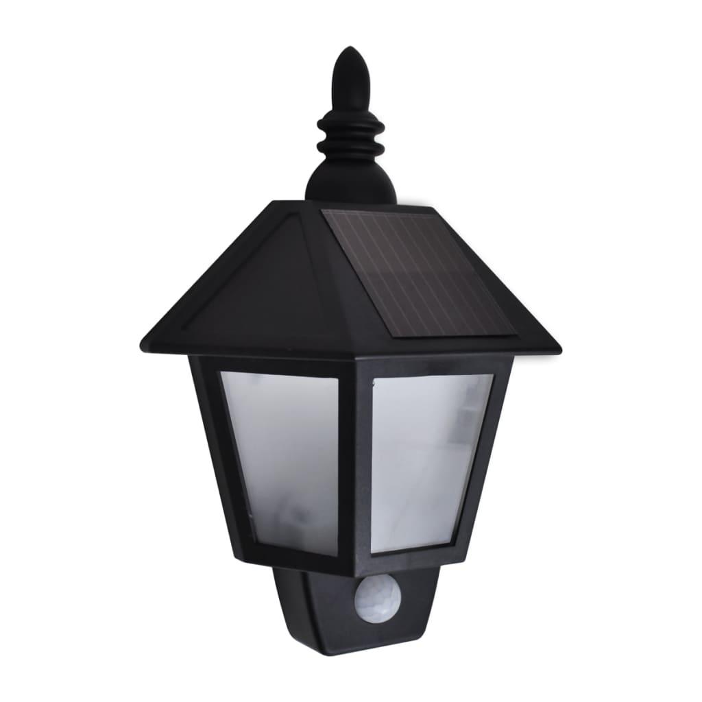 vidaXL Garden Wall Mounted Lamp White Outdoor Light Ball Bulb Lighting Fixture