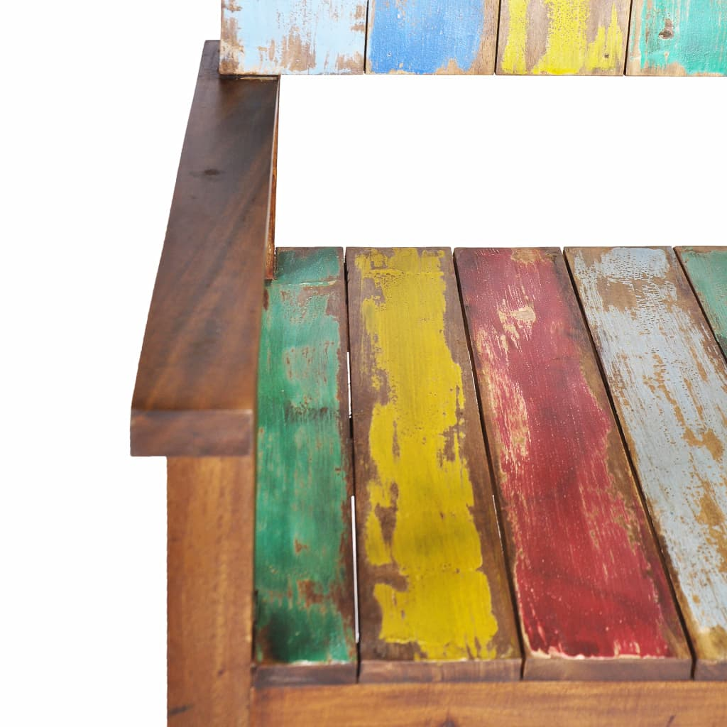 Astonishing Vidaxl Solid Reclaimed Boat Wood Bench Entryway Hallway Seat Chair Furniture Spiritservingveterans Wood Chair Design Ideas Spiritservingveteransorg