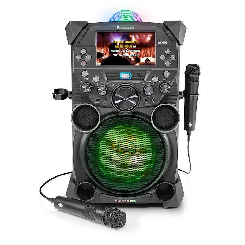 Singing Machine Fiesta Karaoke System | Buy Jukeboxes ...