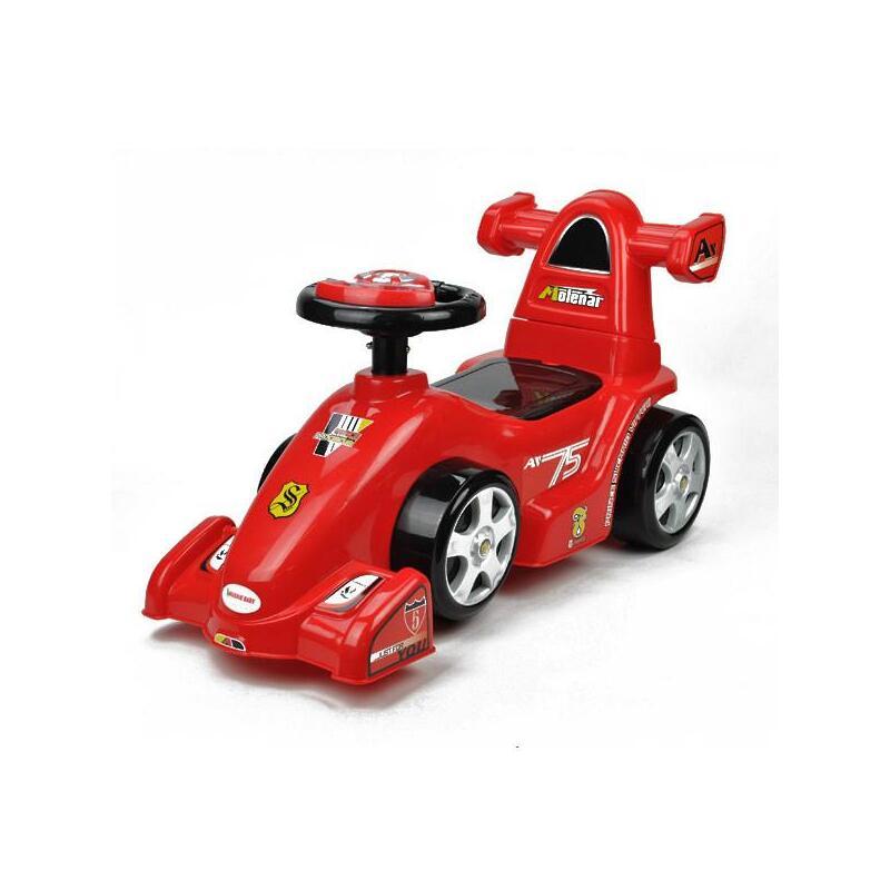 Racing plastic car power kart children/'s puzzle toy vehicles car formula car TS