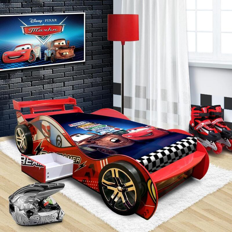 2018 Quot Dreamer Quot Children Toddler Kids Racing Racer Car Bed