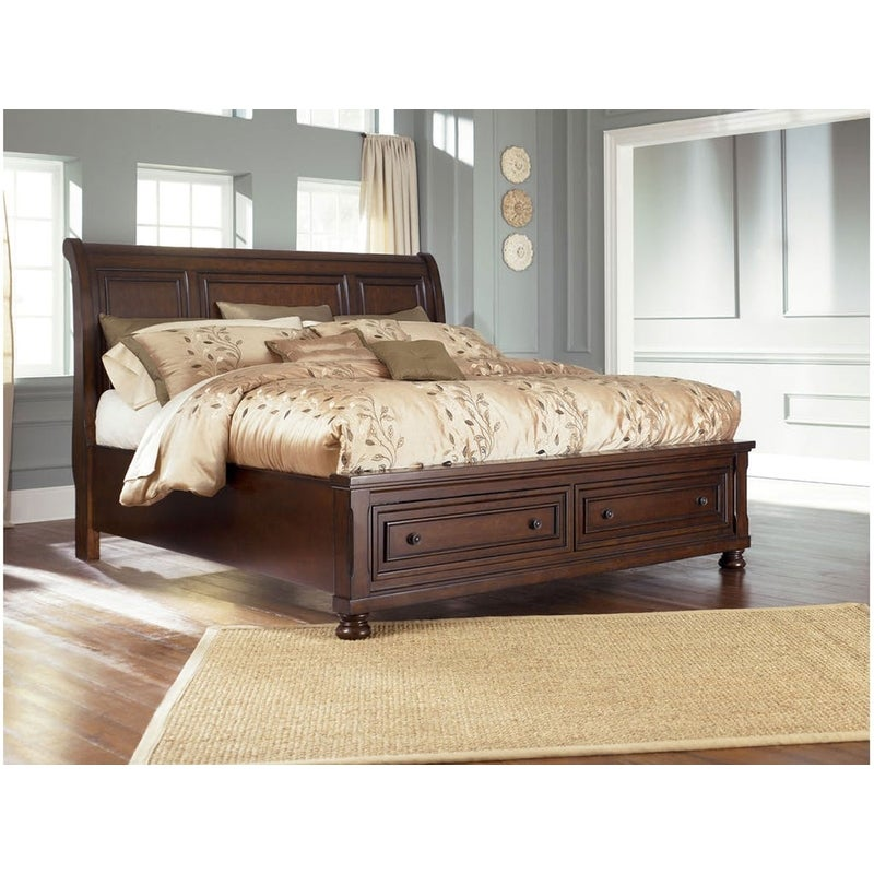 Porter 5 Piece Bedroom Set: Porter 5 Piece King Bedroom Suite With Dressing Table