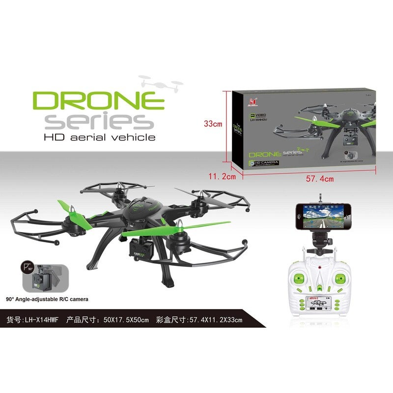 7141 98 Foldable Drone with Camera