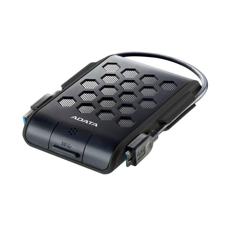 2TB AData HD720 Waterproof Shockproof USB3.0 Portable 2.5-inch HDD Blue//Black